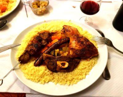 Restaurant algérien berbère Rouen